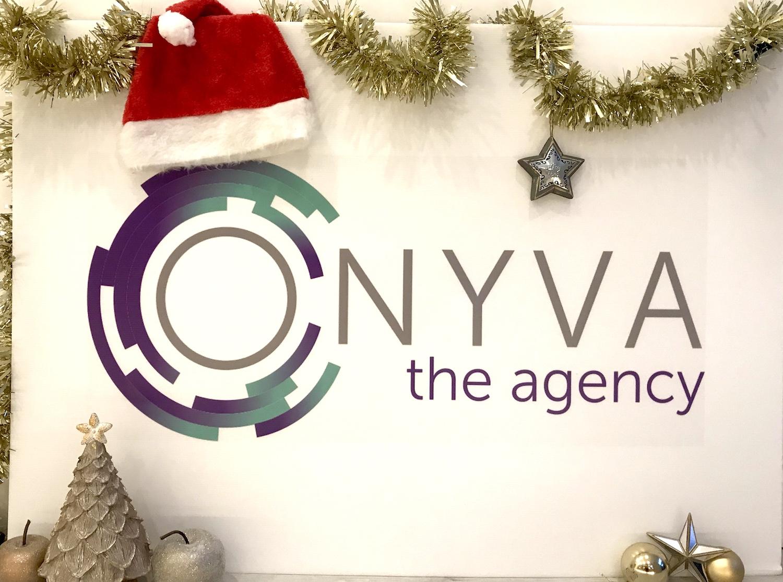 Merry Christmas 2019 Onyva The Agency